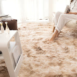 Furry Carpets for Living Room Home Decoration Rugs Shagg Plush Fluffy Alfombra Kids Bedroom Fur Rug Floor Mats for Children Baby