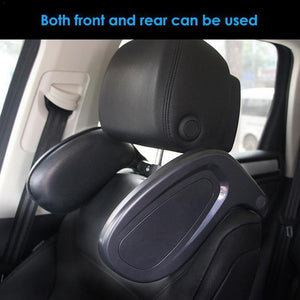 NECK SHIELD - CAR SEAT HEADREST PILLOW
