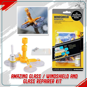 WINDSHIELD NANO REPAIR KIT