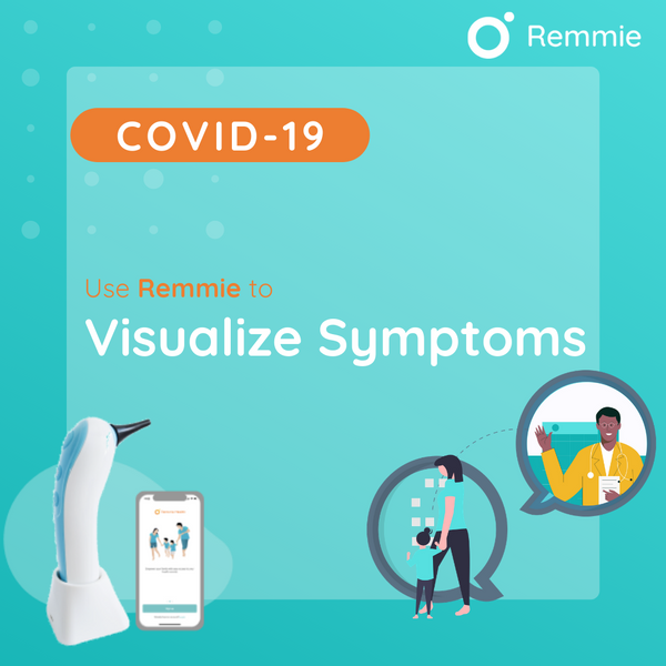 Remmie can help everyone to fight against COVID19