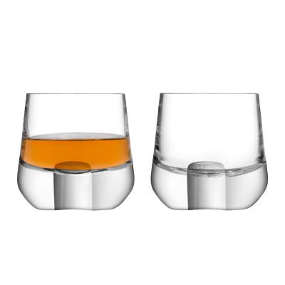 Whisky Cut Glasses