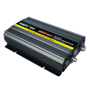MSI3000 Power Inverter Max 6000W Peak Power DC 12V to AC 115V/220V Modified Sine Wave Car Inverter