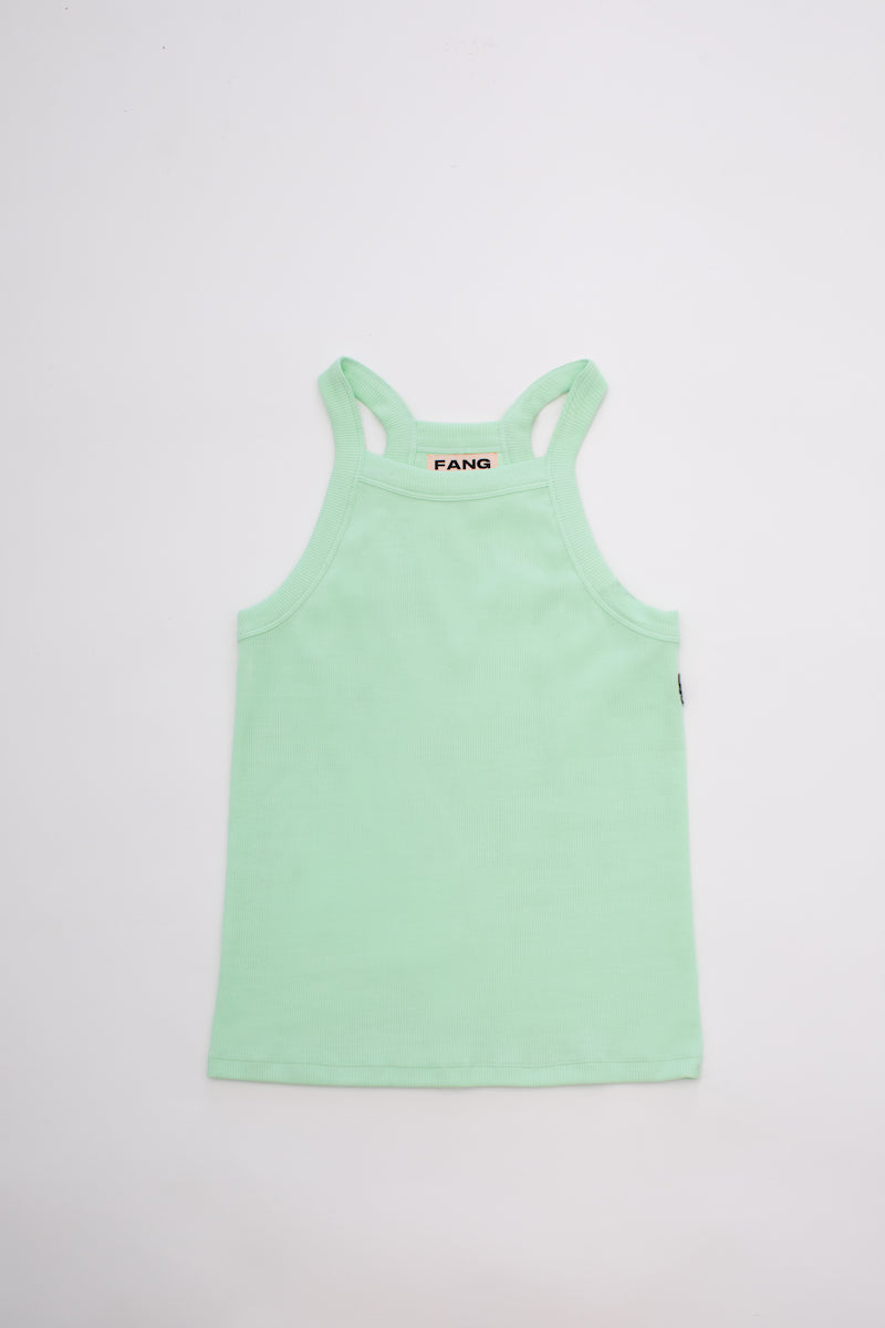 Essential Ribbed Tank