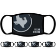 Texas Strong Face Mask (5-Pack) - State Mask Supply