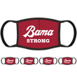 Bama Strong AL Face Mask (5-Pack) - State Mask Supply