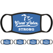 Great Lakes Strong MI Face Mask (5-Pack) - State Mask Supply