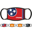 Tennessee Face Mask - Combo (5-Pack) - State Mask Supply