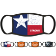 Texas Face Mask - Combo (5-Pack) - State Mask Supply