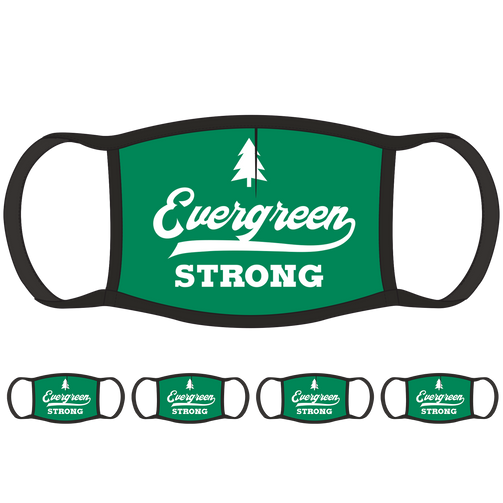 Evergreen Strong WA Face Mask (5-Pack) - State Mask Supply Mask Up