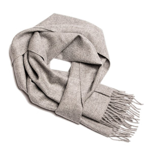 Load image into Gallery viewer, Alpaca Scarf - Silver