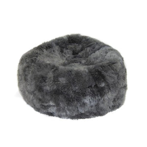 Bean Bag Colossus - Longwool Dover Grey