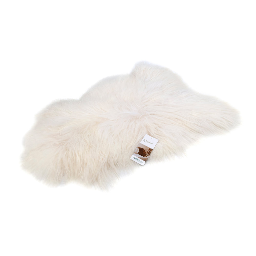 Load image into Gallery viewer, Arctic Fleece - Fluffy White