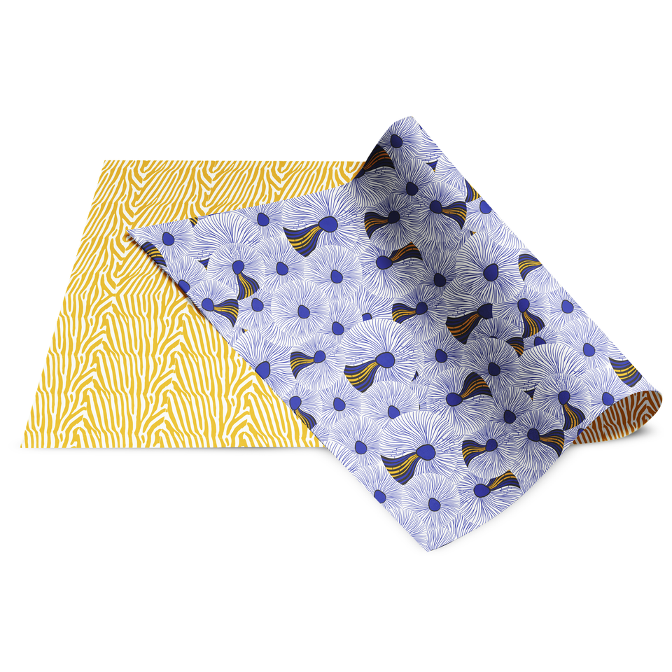 Solange Manu Double-sided Gift Wrap