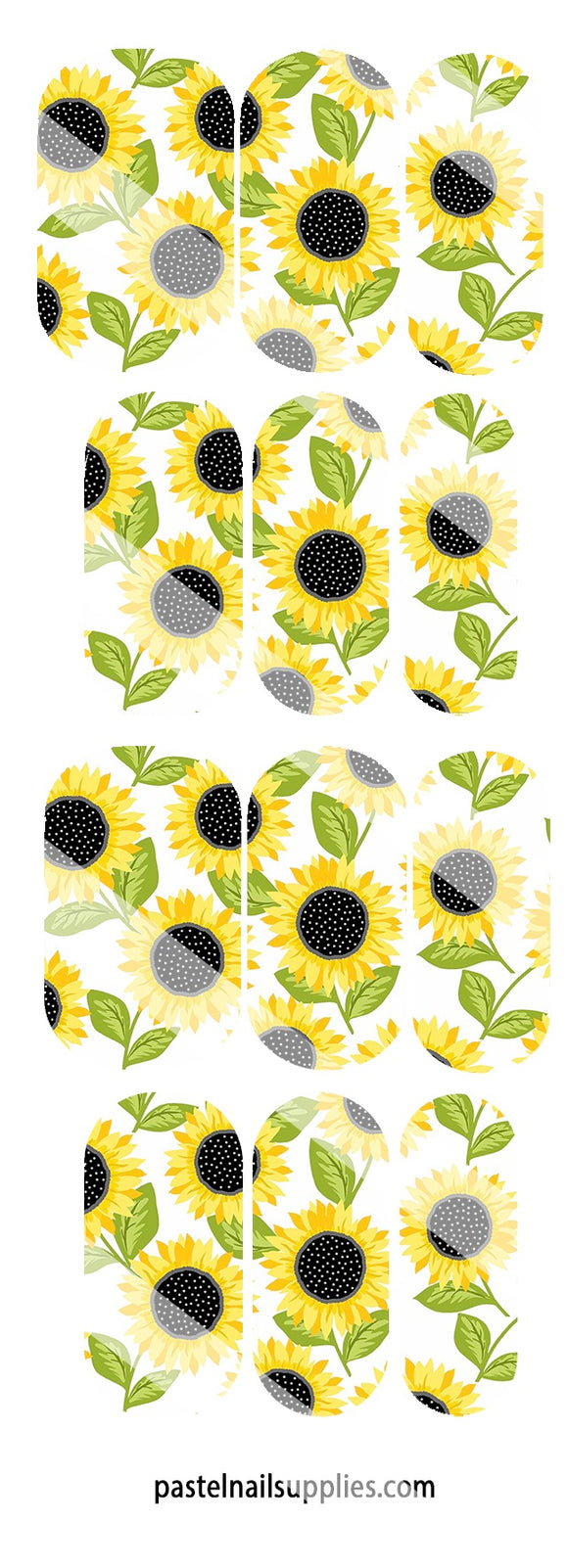 Sunflowers Style 2