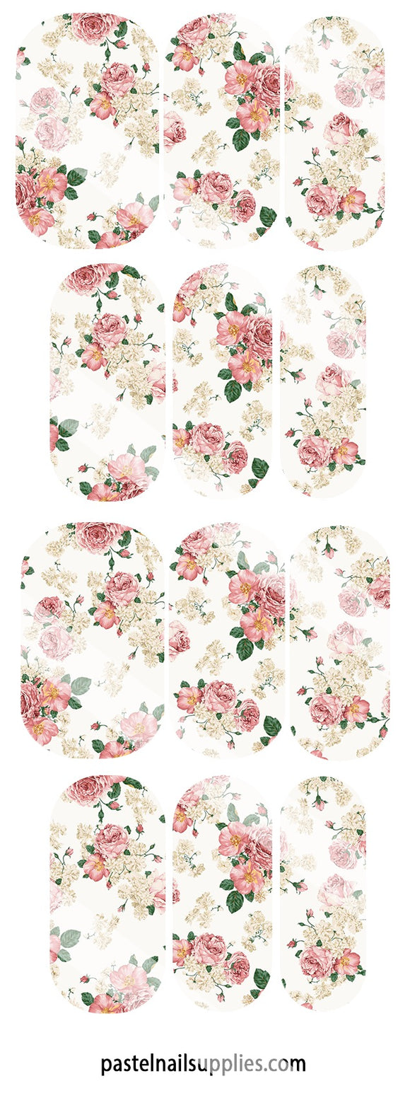 Floral Pattern Style 1