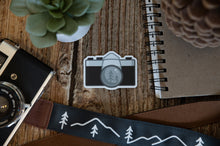 Load image into Gallery viewer, Vintage Photographer Sticker
