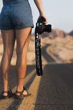 Load image into Gallery viewer, Wildtree camera strap valley of fire road