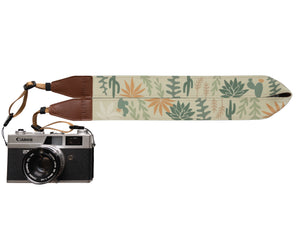 Wildtree camera strap wild desert design