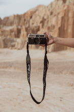 Load image into Gallery viewer, wildtree camera strap desert landscape