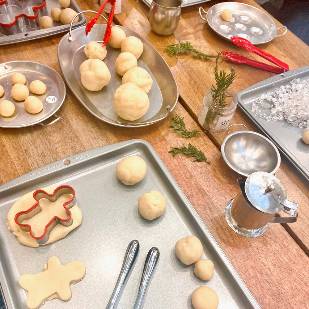 The Great Holiday Dough Bake Off