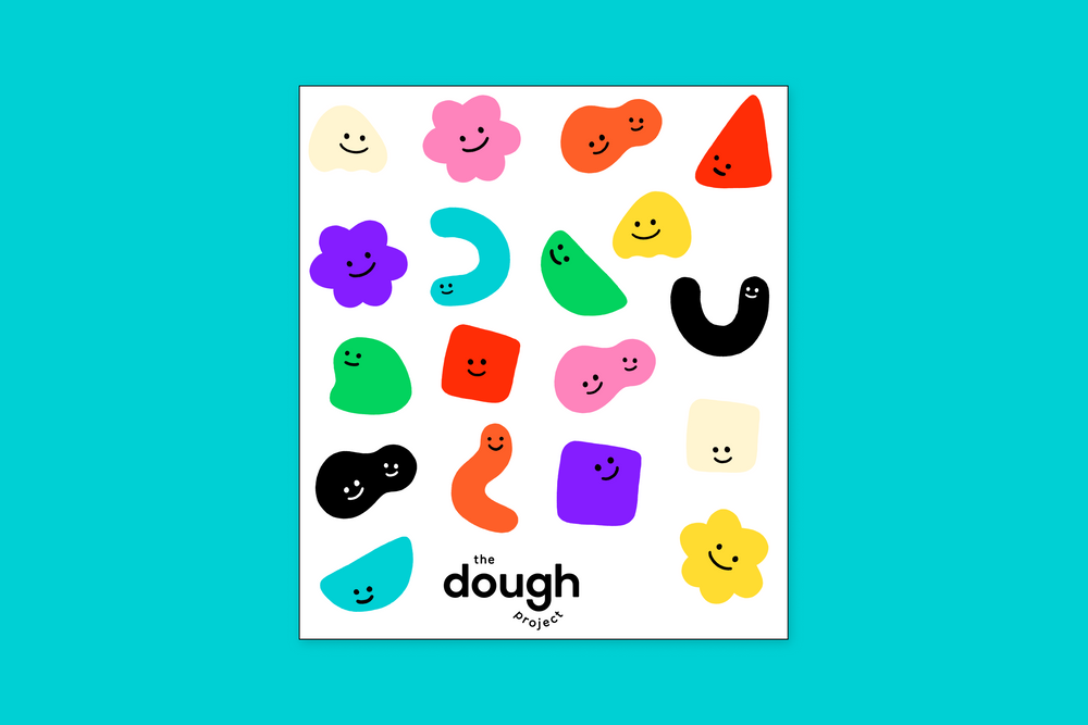 Dough Pal Stickers