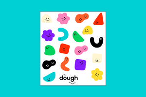 Load image into Gallery viewer, Dough Pal Stickers