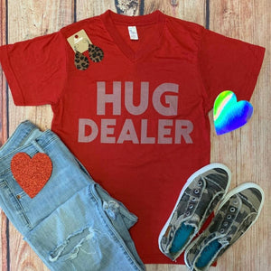 Hug Dealer V Neck
