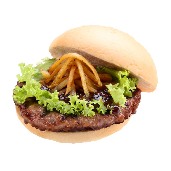 Samurai Apple Burger