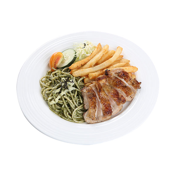 Teriyaki Chicken Pesto