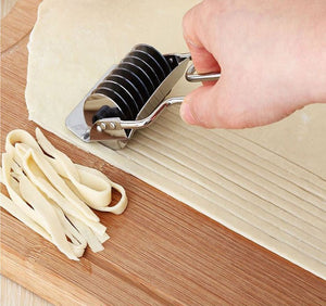 Stainless Noodle Roller Cutter