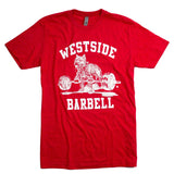 Westside Barbell Nitro T-Shirt in Rot