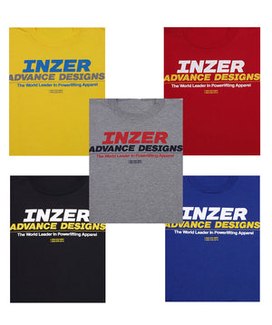 Inzer t-Shirts different colors