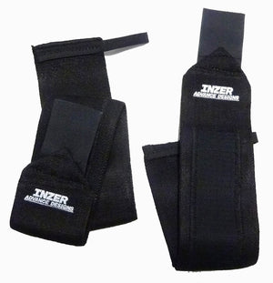 Inzer true black wrist wraps