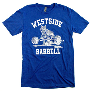 Westside Barbell Nitro T-Shirt in Blau