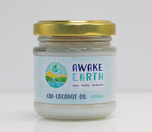 CBD Coconut Oil - 3000mg