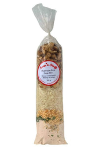 Soup Mix, Dry, Mushroom Rice, 182g - Floral Acres Greenhouse & Garden Centre