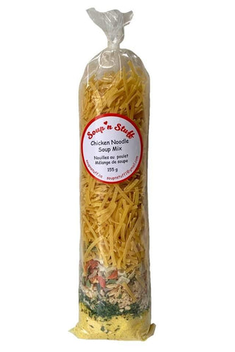 Soup Mix, Dry, Chicken Noodle, 155g - Floral Acres Greenhouse & Garden Centre