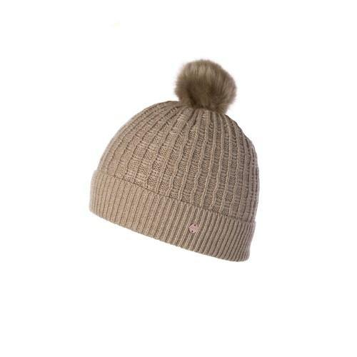 Ladies Beanie, Jess, Camel, One-Size - Floral Acres Greenhouse & Garden Centre
