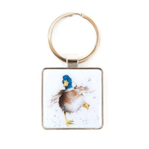 Keychain, Duck,  'Waddle and a Quack'
