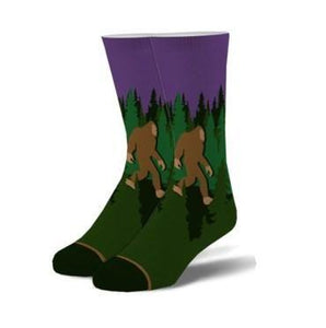 Men's Straight Crew Socks, 6-13, Sasquatch - Floral Acres Greenhouse & Garden Centre