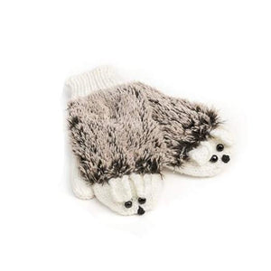Mittens, Hedgehog, One-Size - Floral Acres Greenhouse & Garden Centre