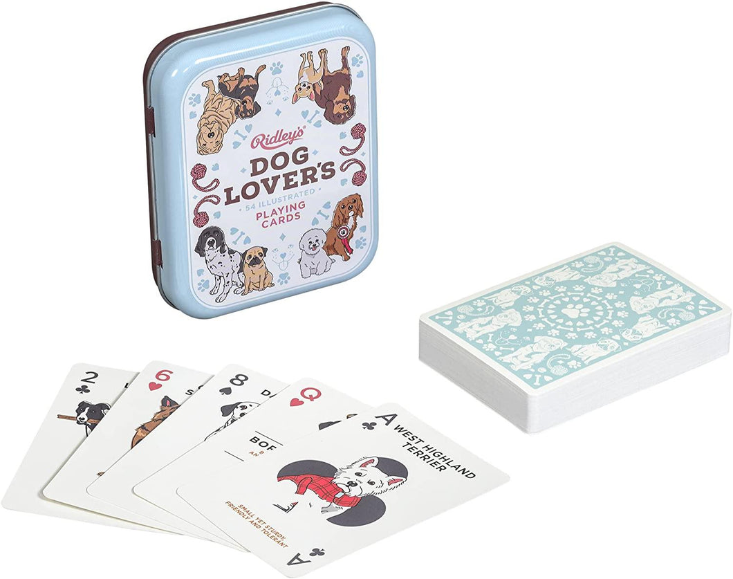 Playing Cards. Dog Lovers - Floral Acres Greenhouse & Garden Centre