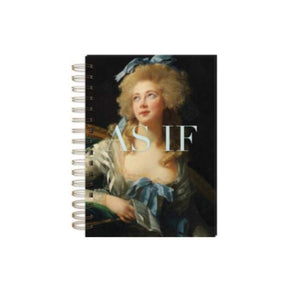 Journals w/ Funny Classic Art Covers - Floral Acres Greenhouse & Garden Centre