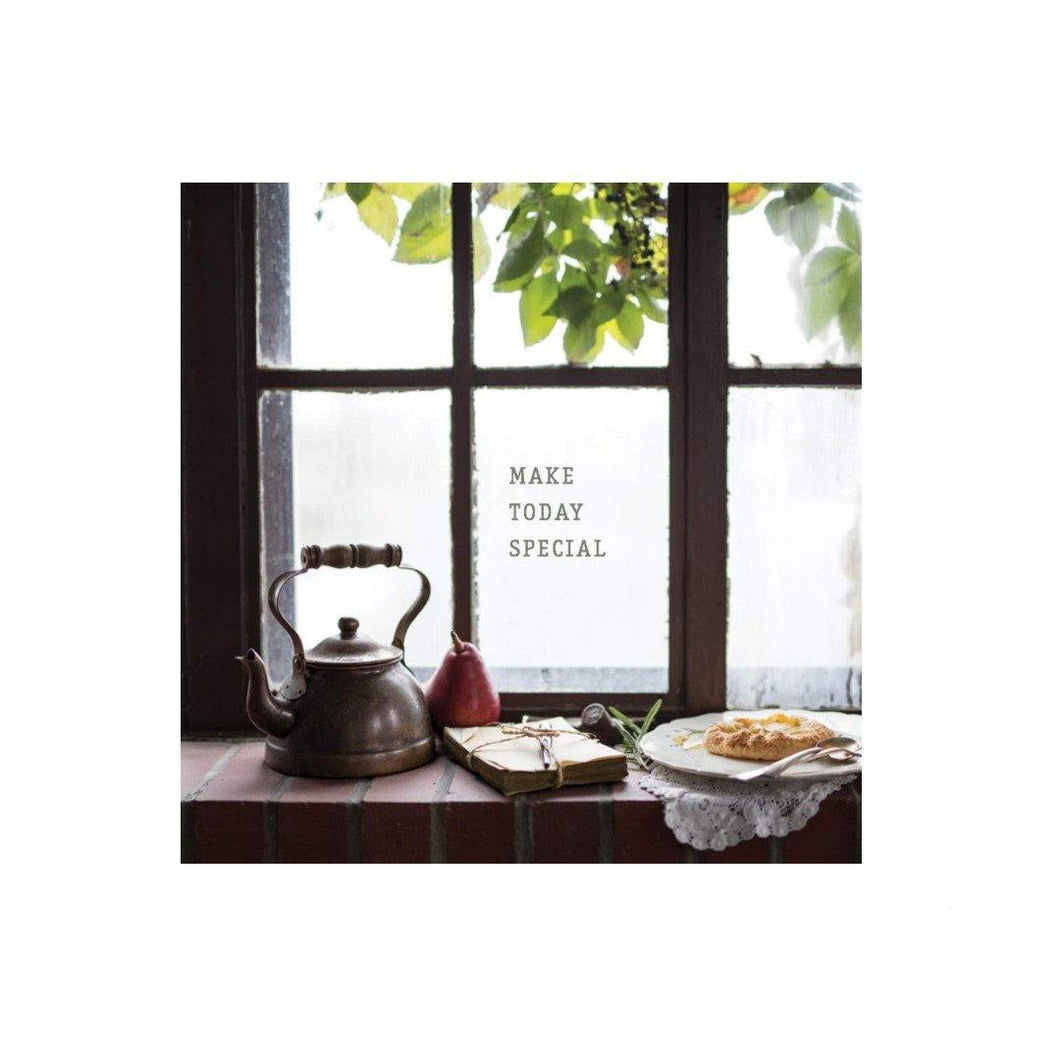 Mini Card, 'Make Today Special' Windowsill - Floral Acres Greenhouse & Garden Centre