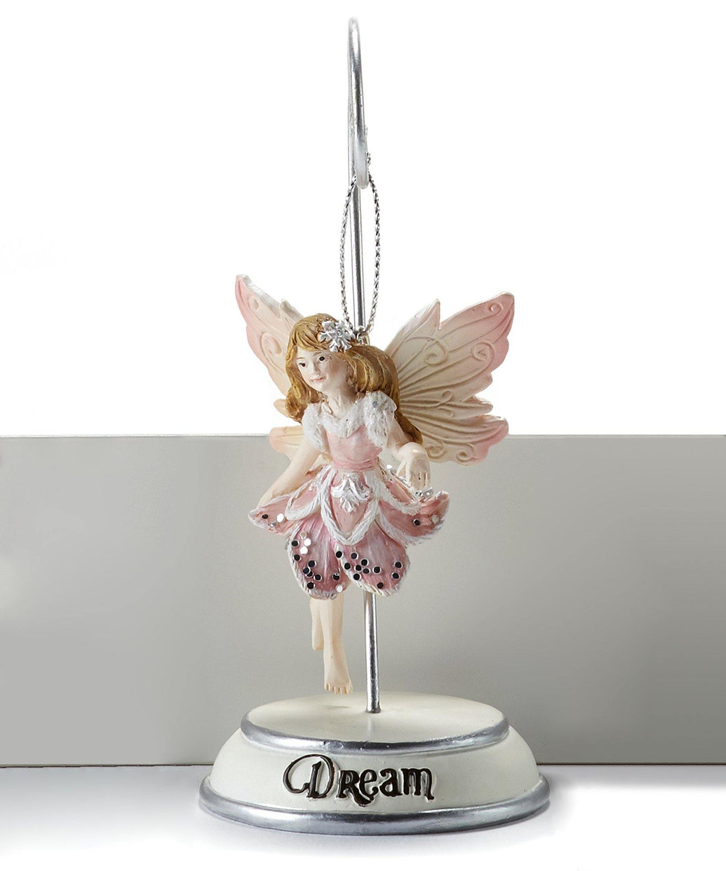Polyresin Fairy w/ Stand, Dream