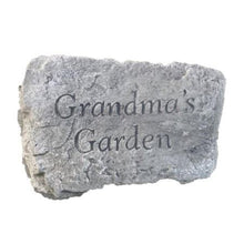 Load image into Gallery viewer, Stone, 10in, 'Grandma's Garden'