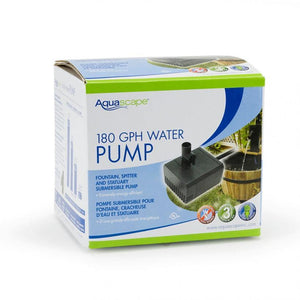 Pump, Statuary & Fountain, 180gph - Floral Acres Greenhouse & Garden Centre
