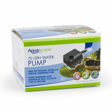 Load image into Gallery viewer, Statuary & Fountain Pump, 70gph