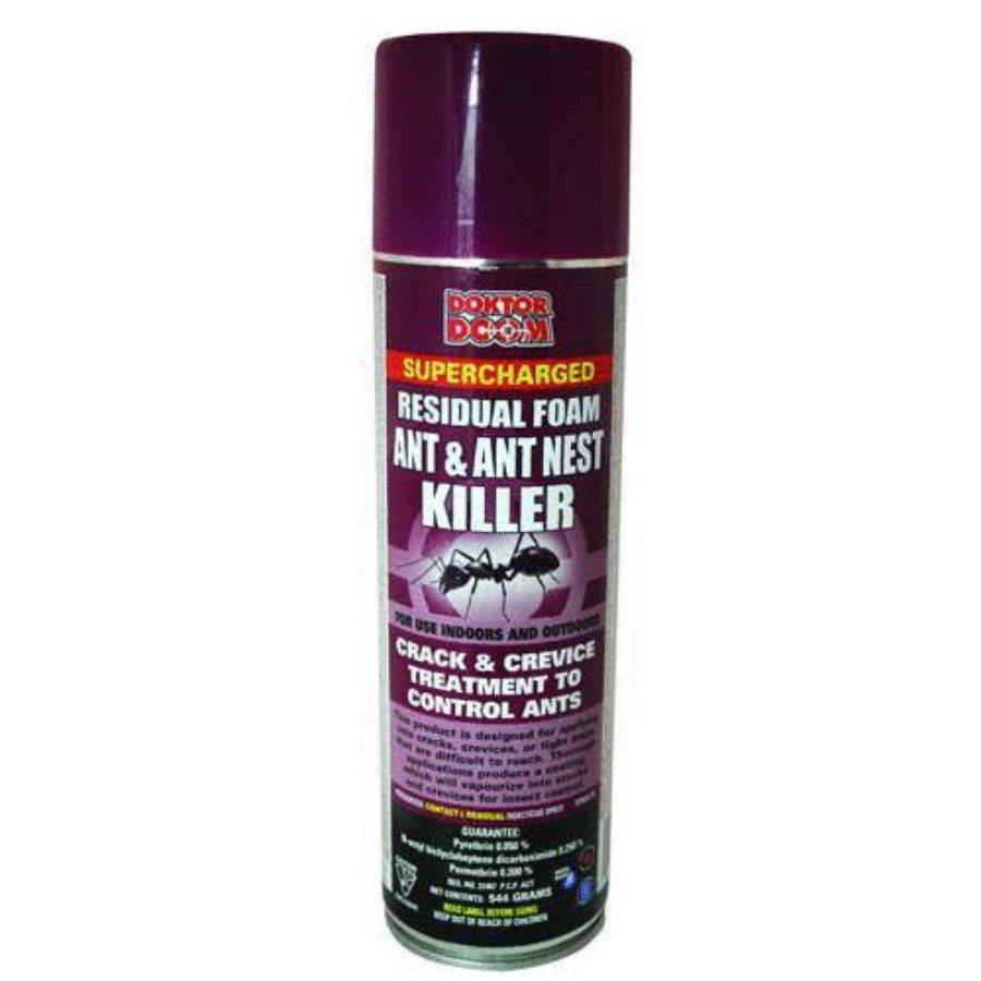 Insecticide Residual Foam, 544g