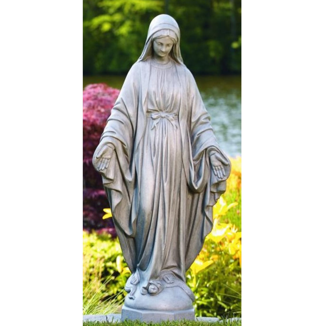 Blessed Mother Statue, 25in - Floral Acres Greenhouse & Garden Centre